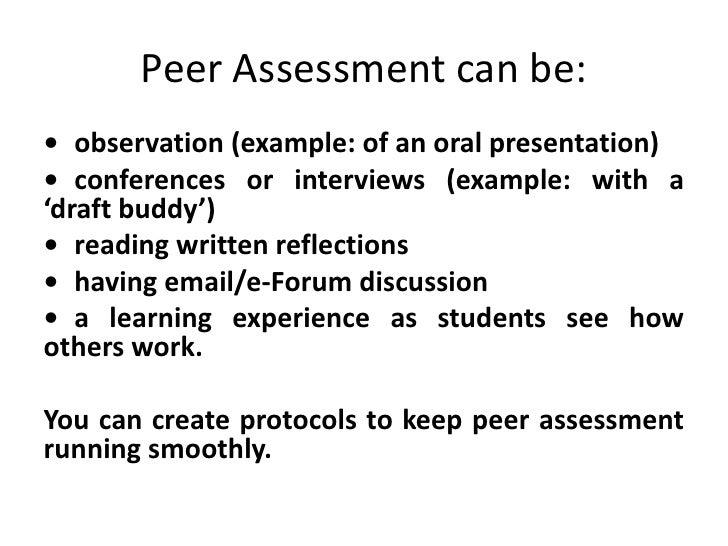 Self Assessment – Self Assessment Example