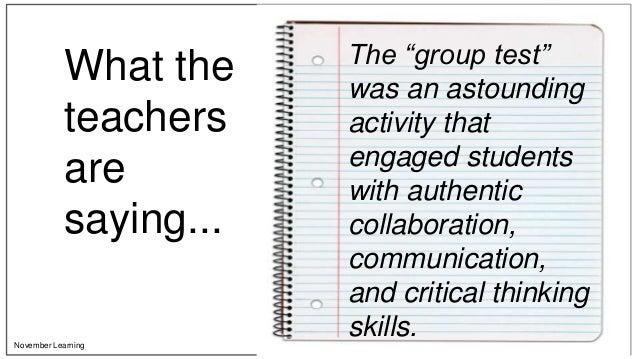 Strategies to Enhance Student Self-Assessment