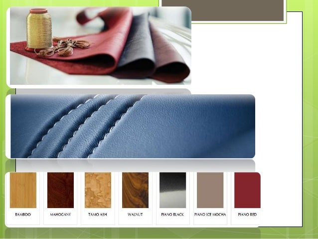Color And Trim Design