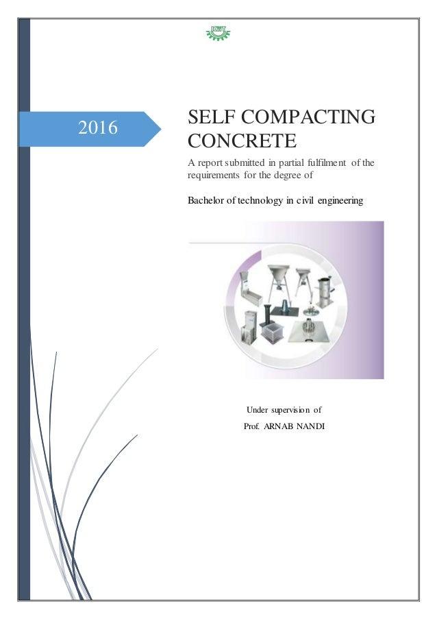 Self consolidating concrete compressive strength machine
