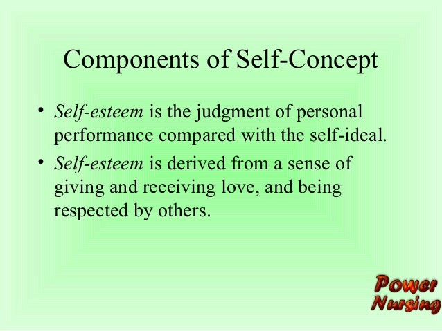 understanding the concept of self esteem The pillars of the self-concept: self-esteem and self-efficacy if you use these audios, please support their development.