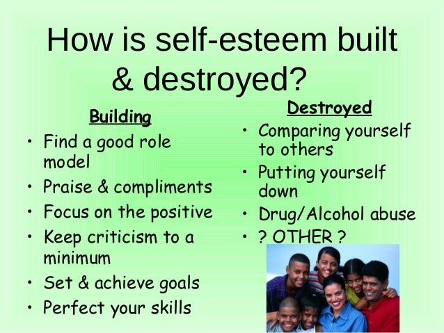 self esteem self concept essay Define self-concept, self-image, and self-esteem write at least two sentences on each termin chapter 2 of your text, bevan and sole (2014) lay out many.
