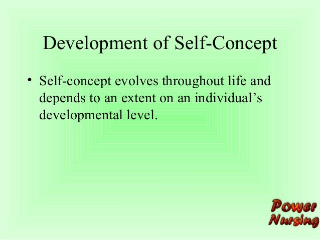the formation of the self concept One's self-concept is a collection of beliefs about oneself generally, self-concept  embodies the  the study found that it impacted the formation in 3 different  ways: risk taking, communication of personal views, and perceptions of  influences.
