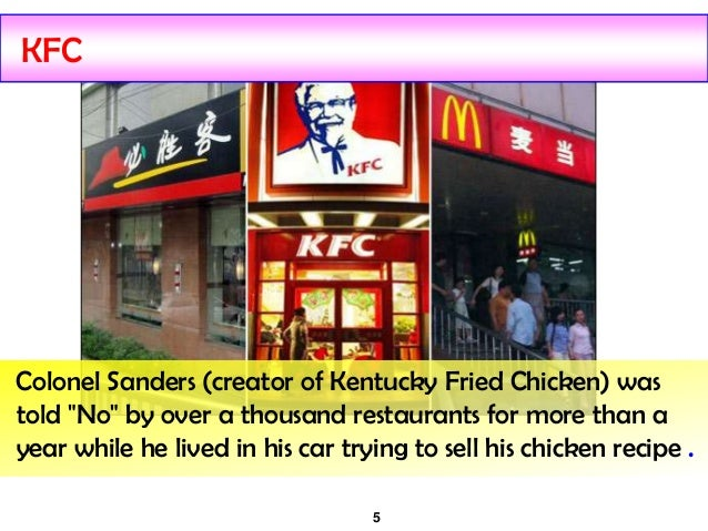 Kfc failure in india