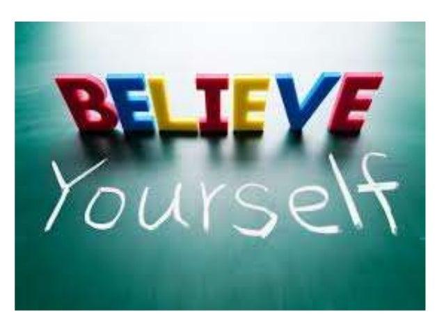 self esteem powerpoint templates - self confidence presentation