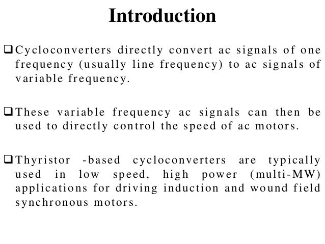 self control of synchronous motor drives