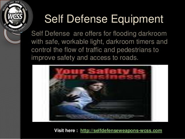 Self Defense Equipment Self Defense are offers for flooding darkroom with safe, workable light, darkroom timers and contro...