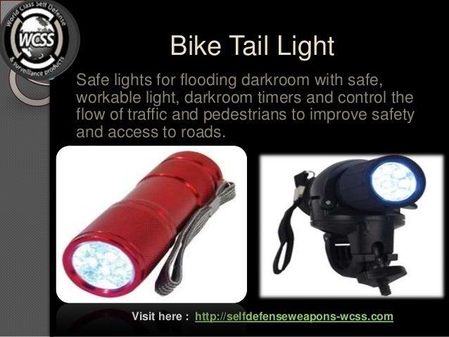 Safe Lights Slide 3