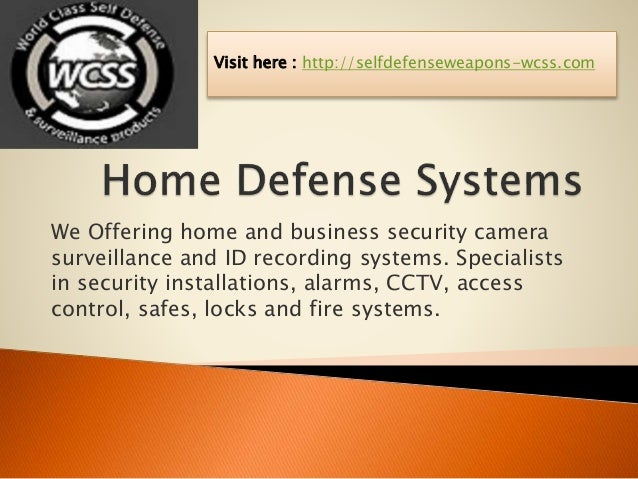 We Offering home and business security camera surveillance and ID recording systems. Specialists in security installations...