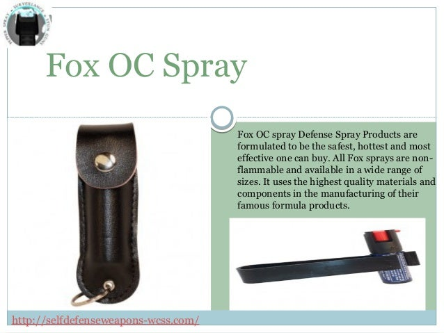 Self defense tools Slide 3