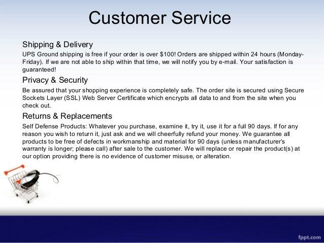 Self Defense Weapons Slide 3