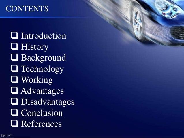 Self driving autopilot car - Advantages disadvantages electronic locks ...