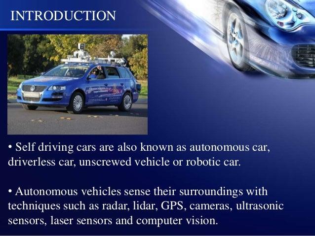 Self Driving Autopilot Car