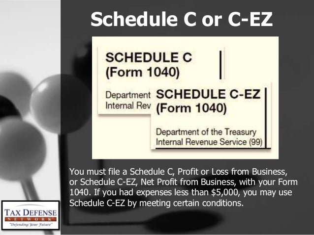 Self Employed Check Out These Irs Tax Tips