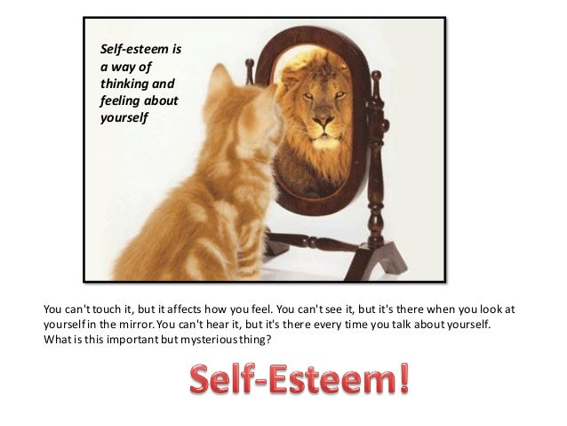 The Story of Self-Esteem Slide 2