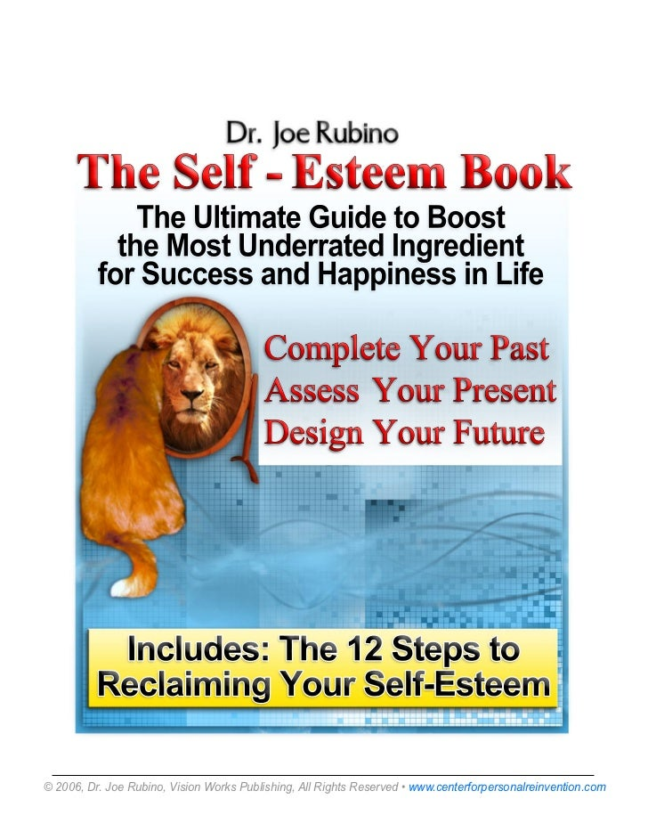 1© 2006, Dr. Joe Rubino, Vision Works Publishing, All Rights Reserved • www.centerforpersonalreinvention.com
