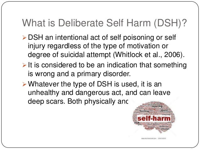 self harm in adolescents An adolescent's decision to self-harm may not be as much a call for help as a  demonstration of felt pain and distress indeed, an analysis of studies examining .