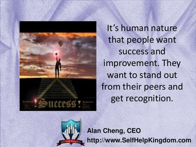 Self Help - Secrets To Having A Happy, Successful Life Slide 3