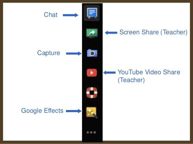 Selfhelp Online class Google Hangouts Capture App (blue camera)