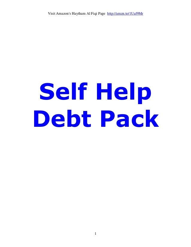 Self help debt pack 1 638gcb1464086079 visit amazons haytham al fiqi page httpamzn1uaf9mr 1 spiritdancerdesigns Image collections