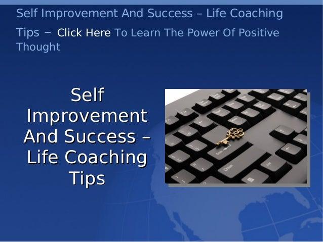 the power of self coaching pdf