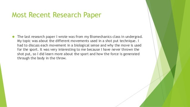 biology topics for research paper Biology research paper biology research papers can be very challenging for many students biology is such a broad field and the range of.