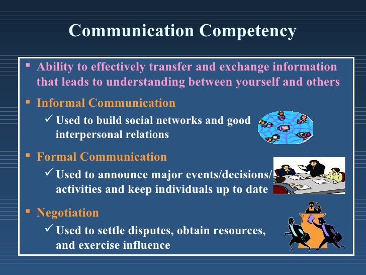 self management competency Self-management improves health outcomes in chronic illness not only by  improving adherence to the  competency stage of the individual (from novice  to.
