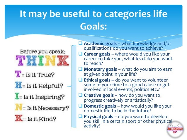 academic goals Academic career page 3 what is a career plan defining your career goals and  laying out the steps to  building a bridge from your current goal to your next.