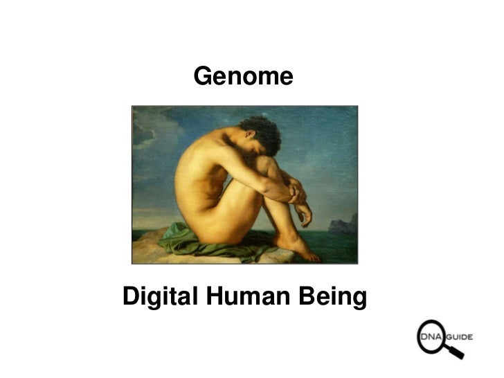 Self Organizing Genomes with Real Time Consent - DNA Guide Slide 2