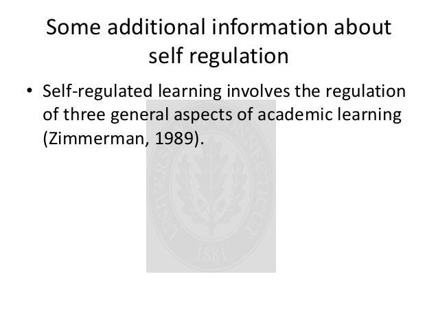Multiple aspects of self-regulation uniquely predict ...
