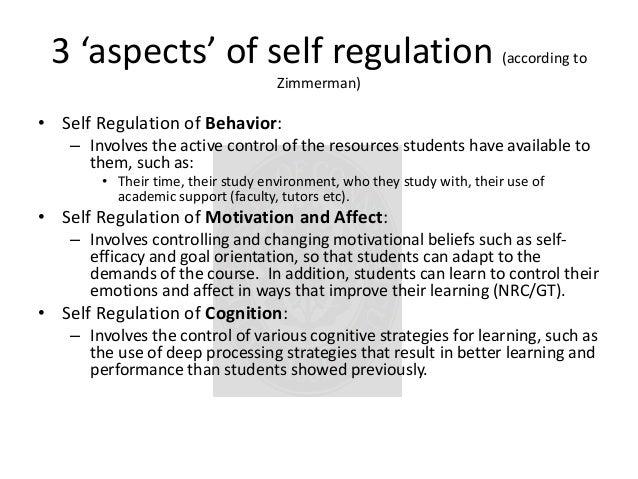 Communal Aspects of Self-Regulation | Tamara Jackson ...