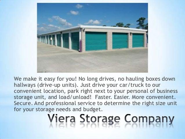 4.  sc 1 st  SlideShare & Self Storage Melbourne FL   Viera Storage Company   (321) 752-0022