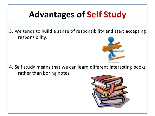 What are the advantages of self-study? - Quora
