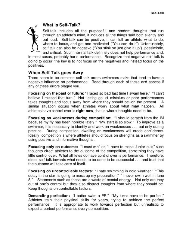 Self Talk Worksheet Beatlesblogcarnival – Negative Self Talk Worksheet