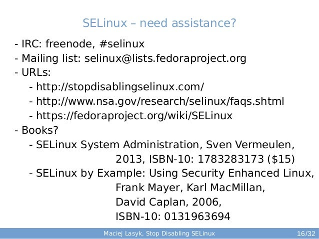security enhanced linux selinux essay