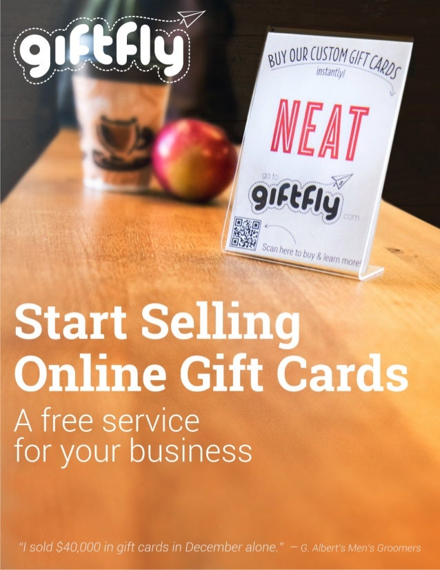 Free online gift card solution for local businesses how does it work 1 3 4 2your customer wants to send a gift card colourmoves Images