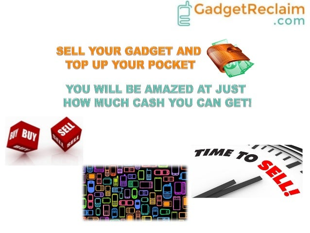 Here at GadgetReclaim.com we believe that we are the best place on the web to  sell and recycle your used and unwanted mob...