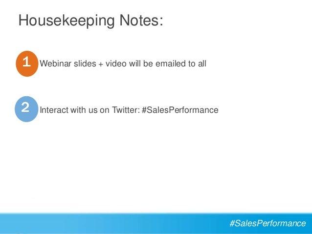 Selling Better Together - Webinar with Work.com Slide 2