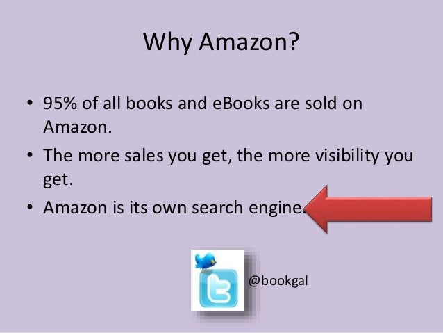 Where to Use Keywords  • Title  • Subtitle  • Book Description  • Back-end of Amazon  @bookgal