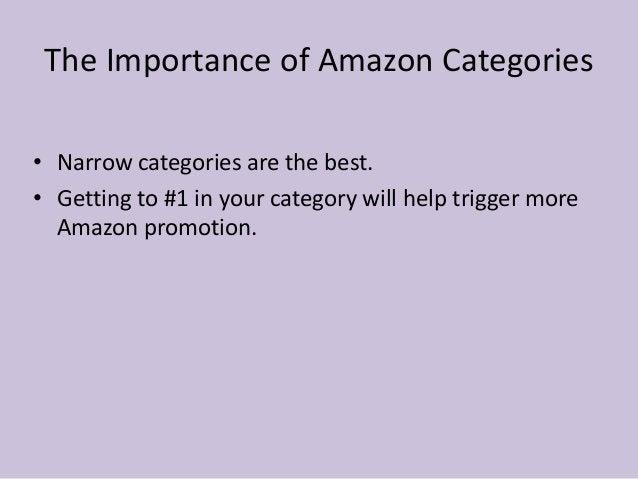 Fun Amazon Hacks  • SellMoreBooksonAmazon.com – get your own URL using  your keywords!  • Add photo's to your book page!  ...