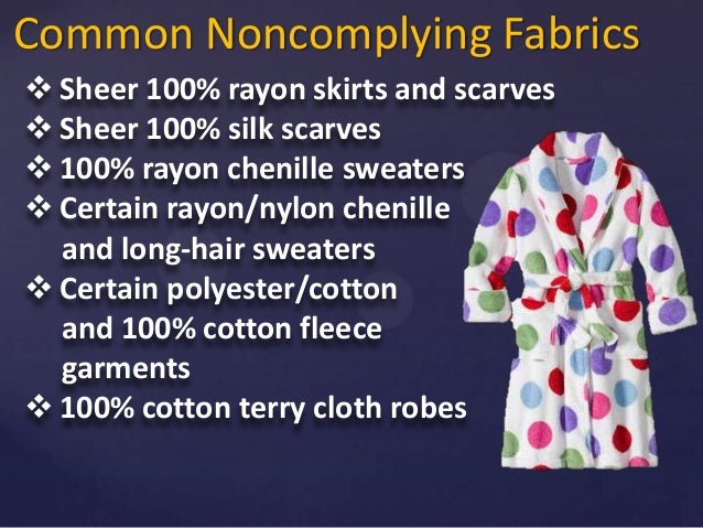 Selling Compliant Apparel in The United States (English)