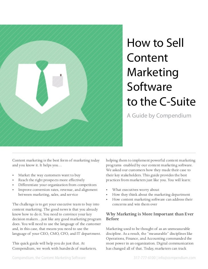 How to Sell                                                                       Content                                 ...