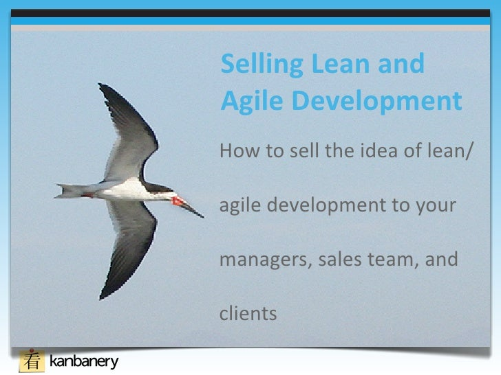 Selling