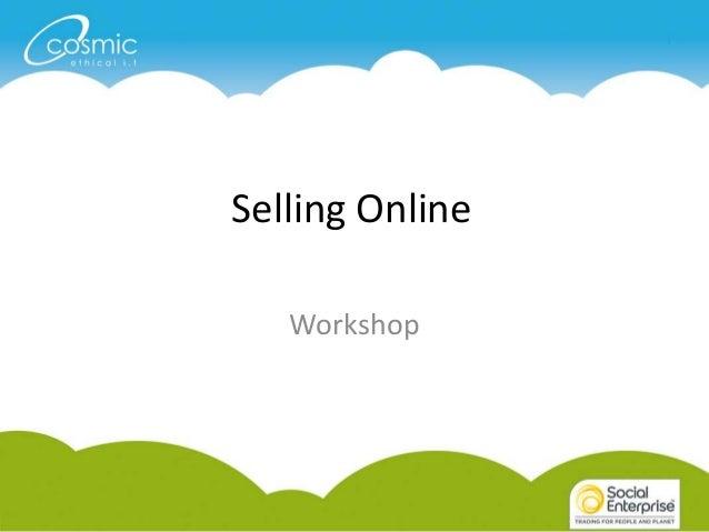 Selling Online Slide 2