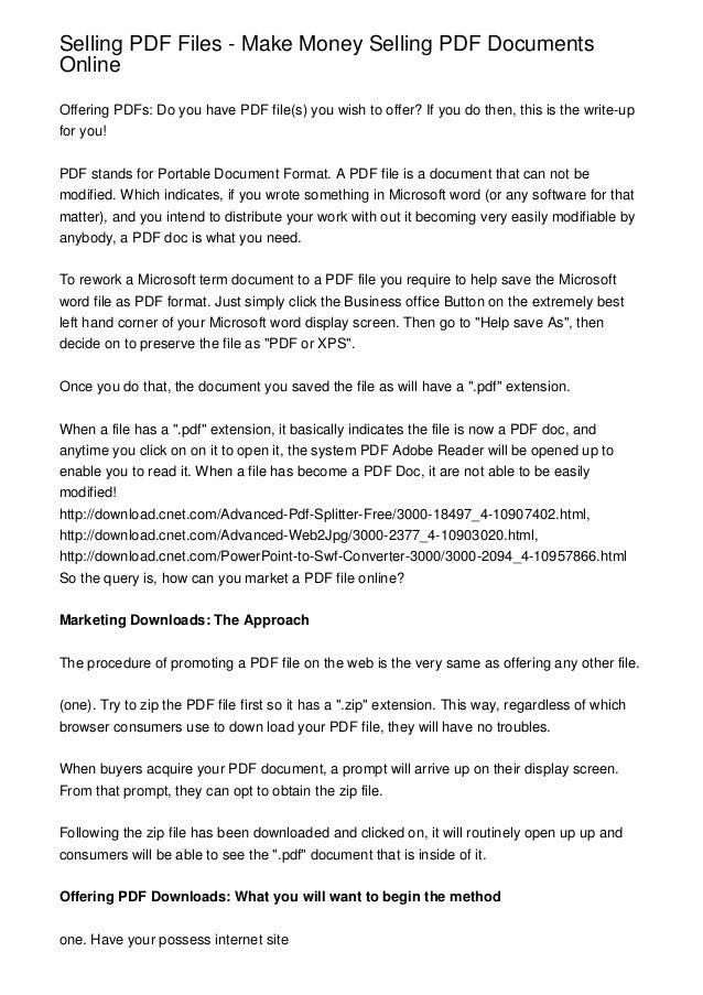Files zip pdf