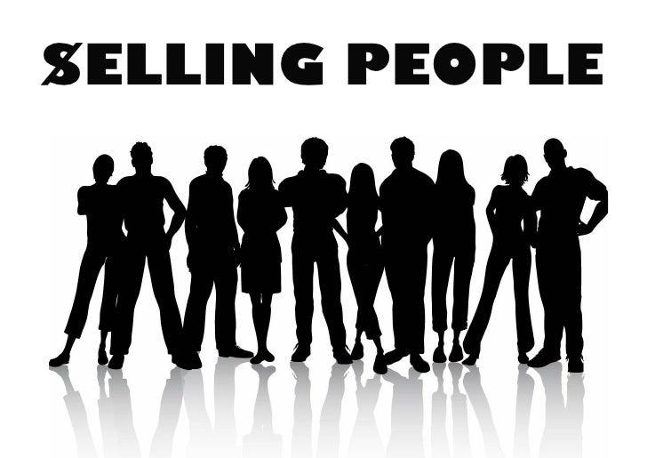 $ELLING PEOPLE