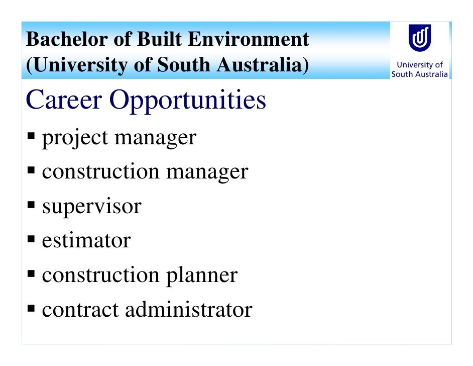industry accreditation guidelines south australia building