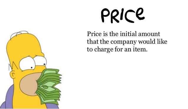 Selling Price Slide 3