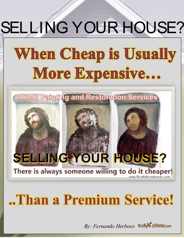 """SELLING YOUR HOUSE?  Realtor Name  Realtor Title  Your Headline  Goes Here  This is where you enter an """"about you""""  paragr..."""