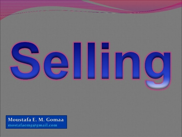 Whatever product or service you're selling,Whatever product or service you're selling, then, you need to focus your sellin...